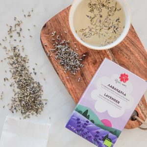 Lavender - loose tea, for cooking and food decoration