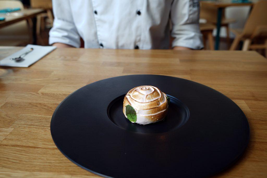 The pastry artist: Alexander Tsekoff