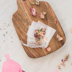 Филтърни пакетчета за насипен чай