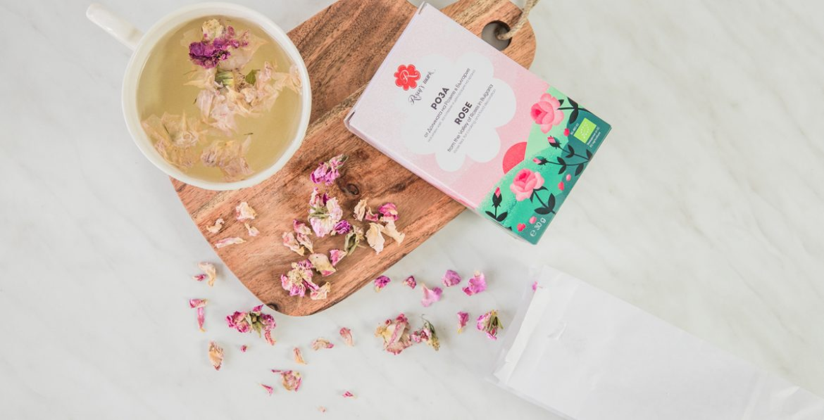 Rose tea - how to make it guide