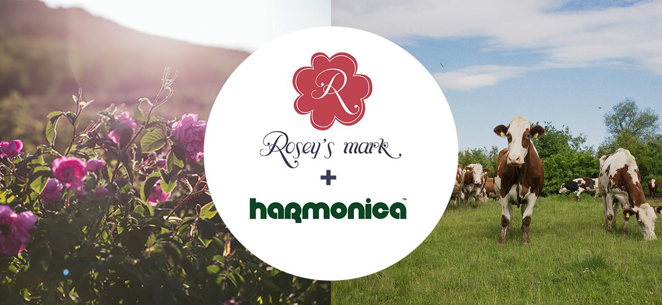 Екипът на harmonica поема дистрибуцията на Rosey's mark