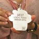 best local food design 2016 award
