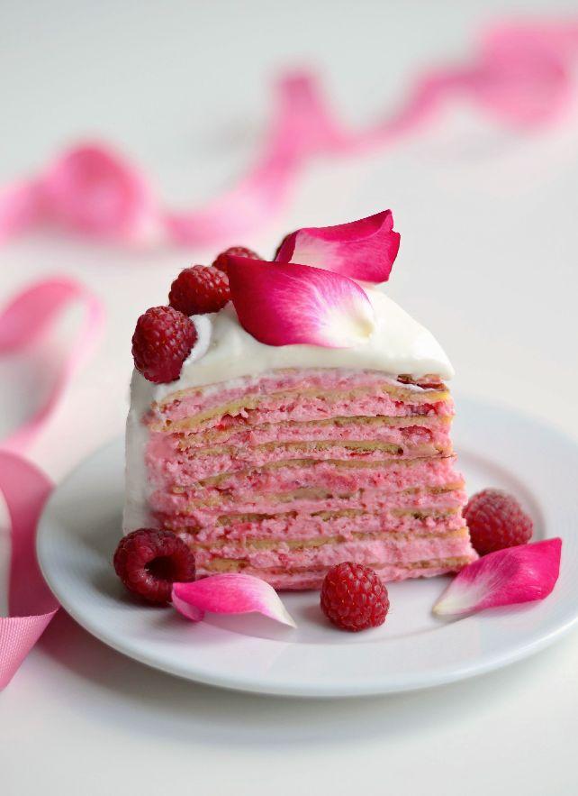 cake-with-almond-pancakes-and-rose-raspberry-jam-slice