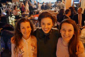 Ina Abadjieva, Simona Halacheva, Rositsa Paunova