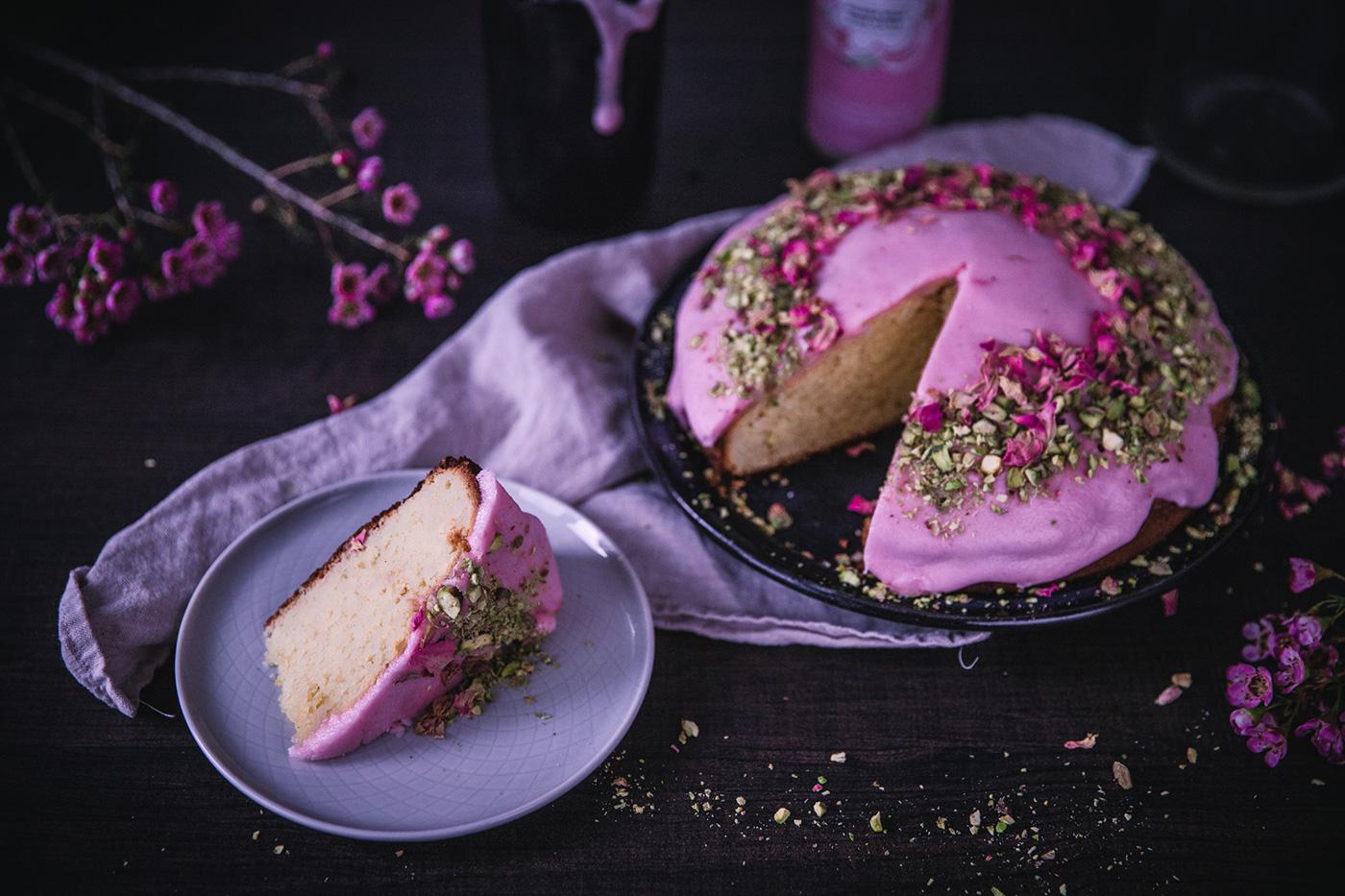Персийска любовна торта
